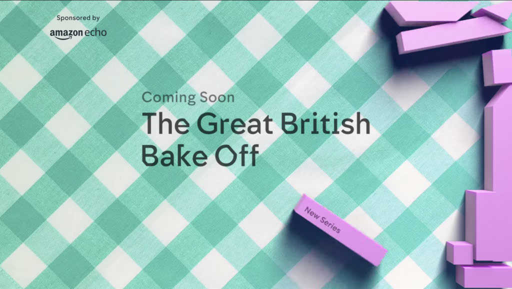 Great British Bake Off – An opportunity for Baking to Boost your sales?
