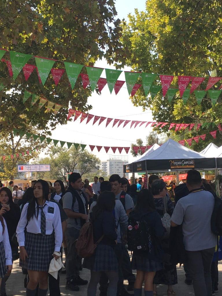Food Festival - Chile