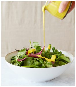 Golden Tahini Dressing