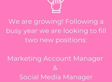 2 New Positions - The Food Marketing Experts