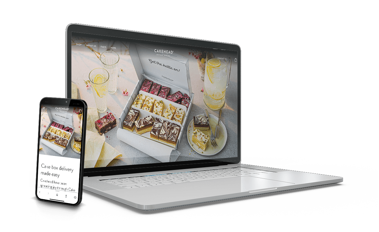 CAKEHEAD-case study-Food Marketing
