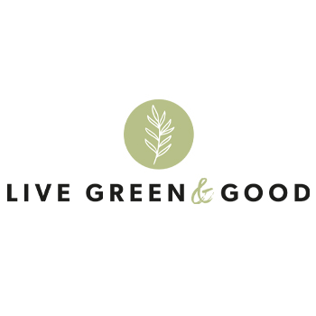 Live Green & Good Logo