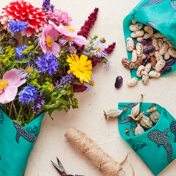 TFME-Food-Photography-BeeBeeWraps-Flowers-seeds