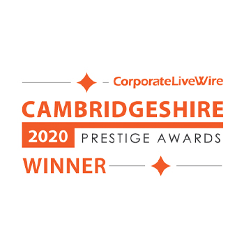 corporate live wire award winner